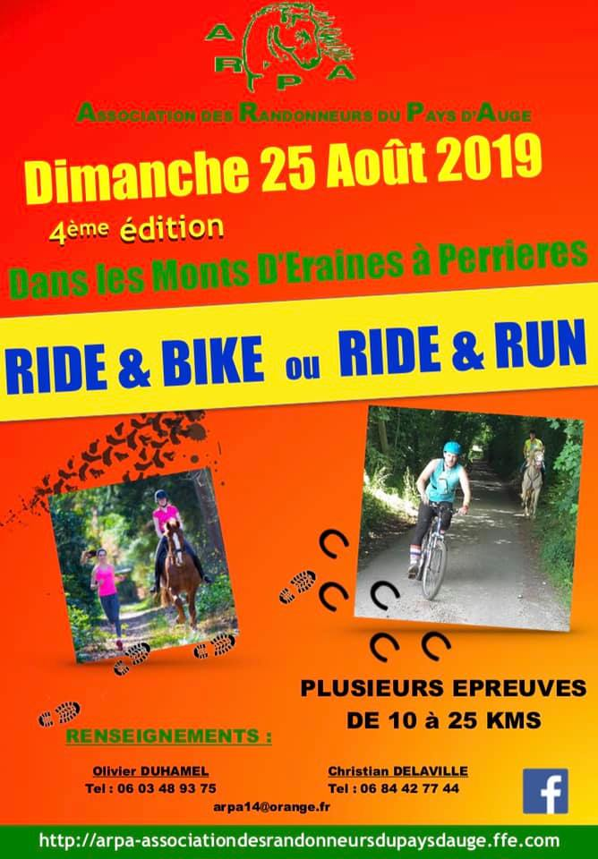 Ride and Bike Run